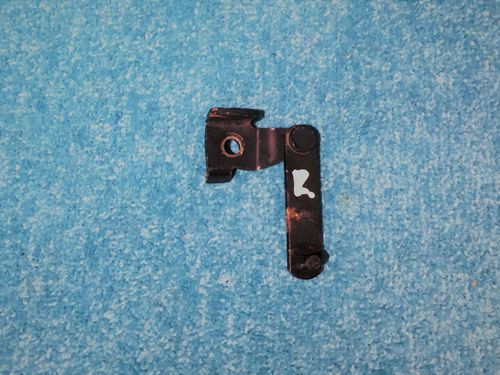 Golf 1 Convertible Softtop Damper Bracket Right Side 155871838 B