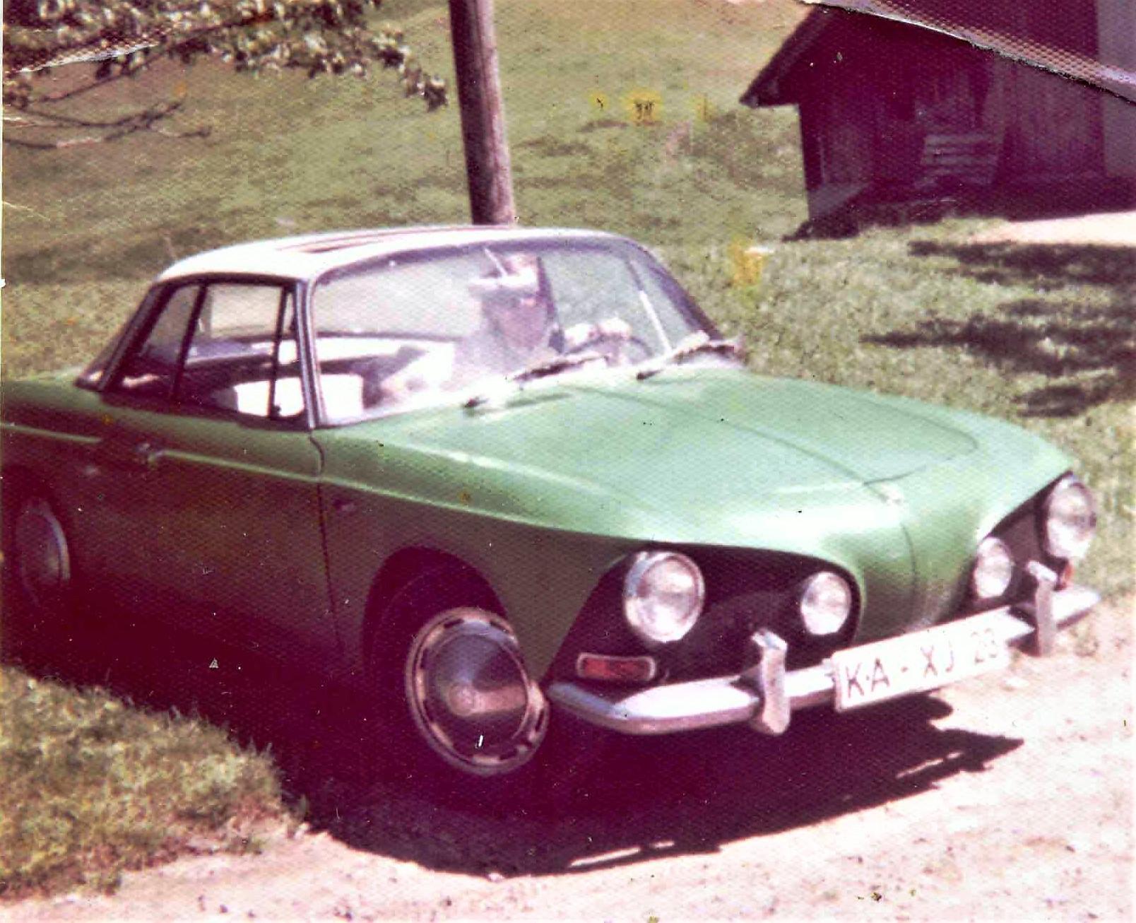 Huberts Besonderer Laden Fr Alte 100 Oktan Kisten 1975 Volkswagen Karmann Ghia Morschach